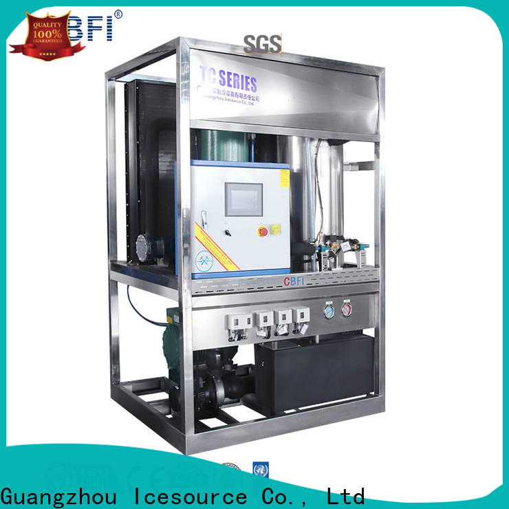 CBFI professional commercial ice maker bulk production for ice making