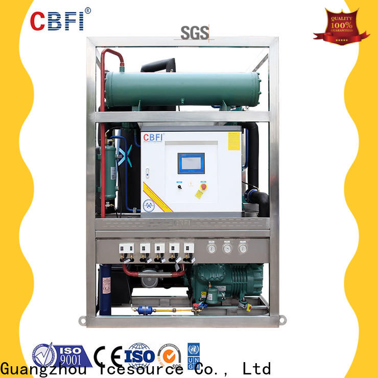 widely used commercial ice making machine owner for restaurant