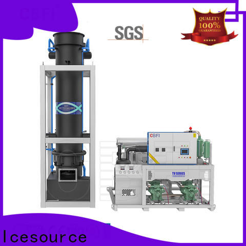 CBFI ice block making machine producer for restaurant