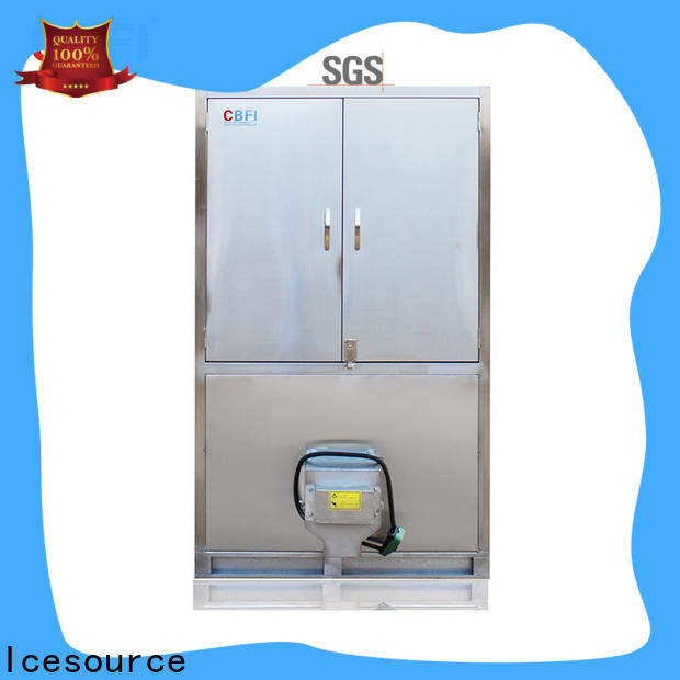 CBFI automatic ice cube machine for sale for fruit storage