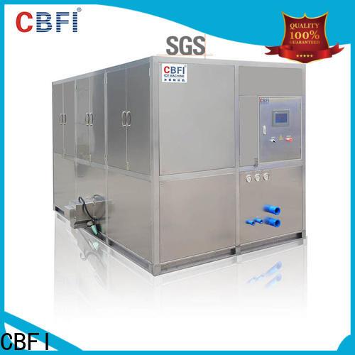 CBFI ice large ice cube machine newly for freezing