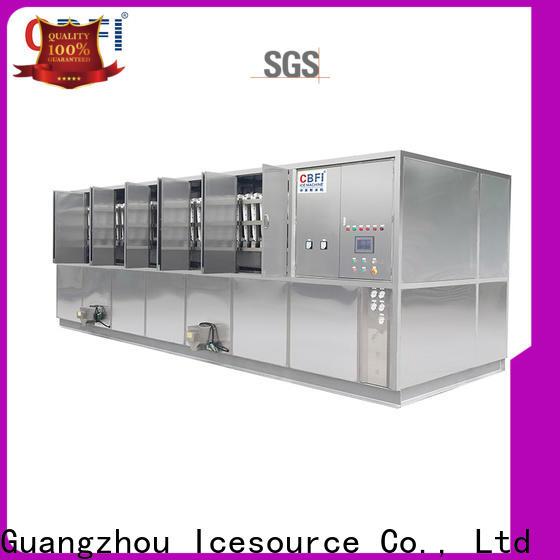 CBFI per ice cube machine manufacturers factory for vegetable storage
