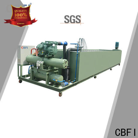 CBFI ice cube machine manufacturing for whiskey