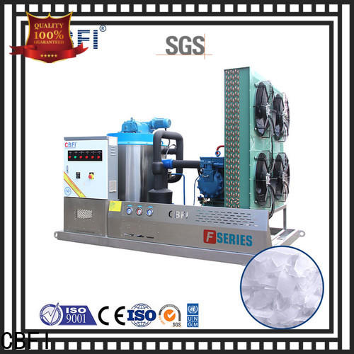 CBFI maker flake ice making machine supplier for cooling use