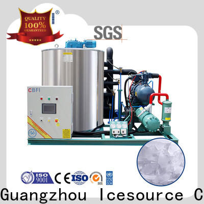 CBFI high-quality order now for ice making