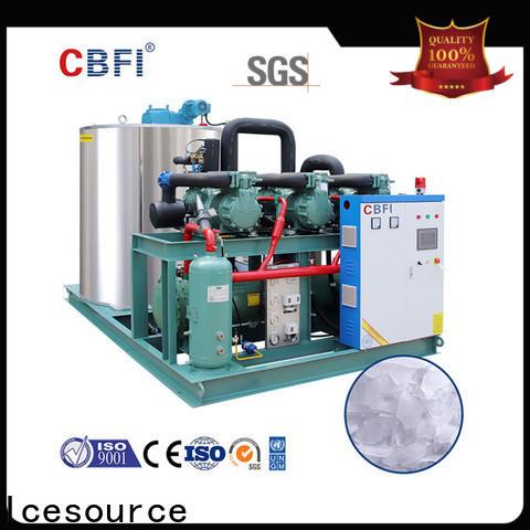 CBFI newly flake ice machine supplier for supermarket