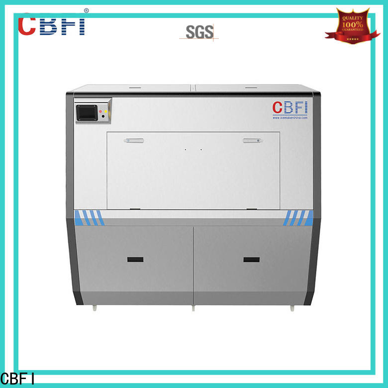 CBFI size