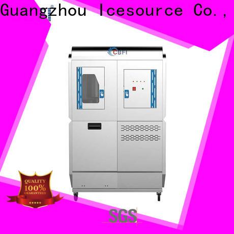 CBFI series ice machine franchise bulk production for fish stores