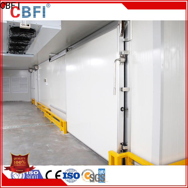 CBFI vcr ice machine cost customized for vegetable storage