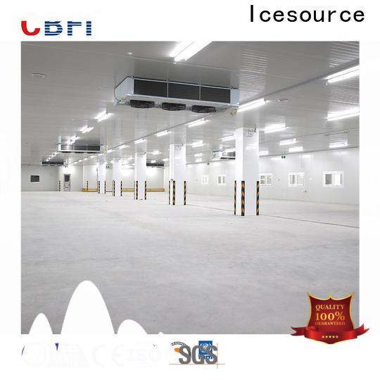 CBFI large capacity bulk production for fish storage