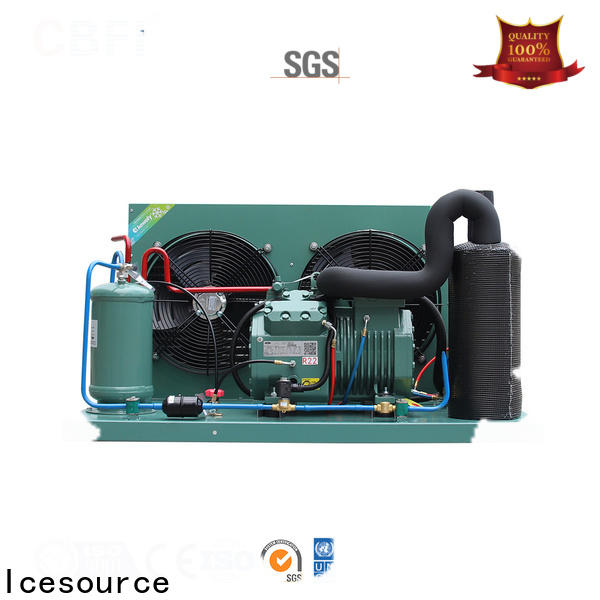 clean personal ice machine opentype supplier for water pretreatment