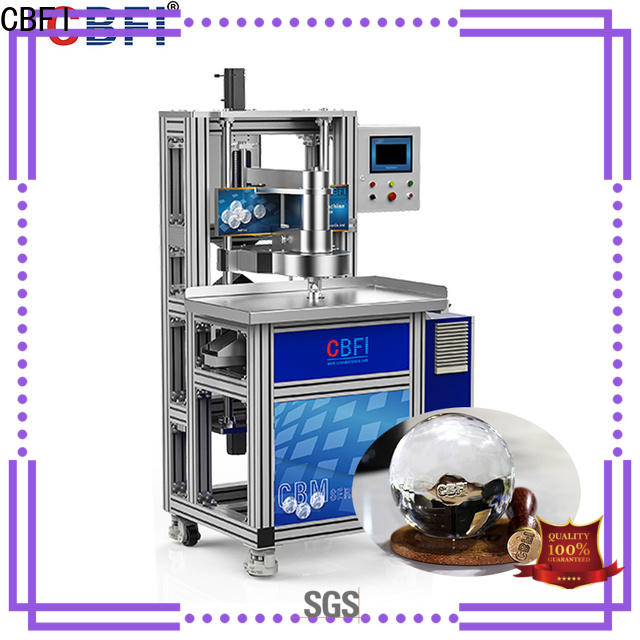 CBFI cbfi hotel ice maker from manufacturer for brandy