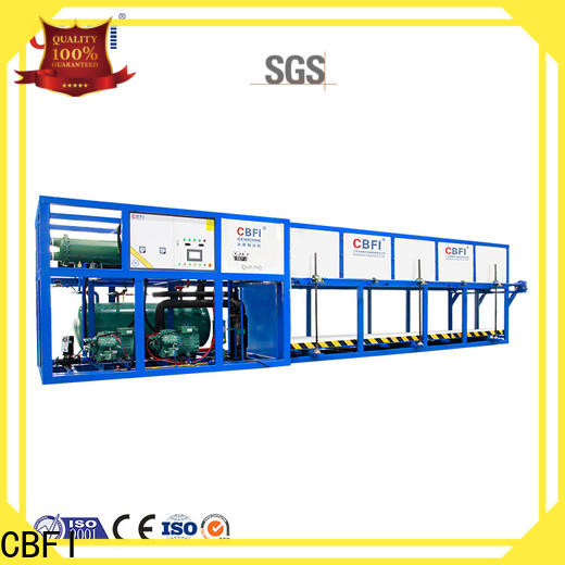 CBFI direct block ice machine maker factory for vegetable storage
