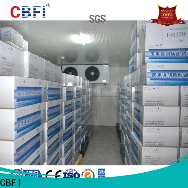 CBFI efficient medical cold storage owner for doctor