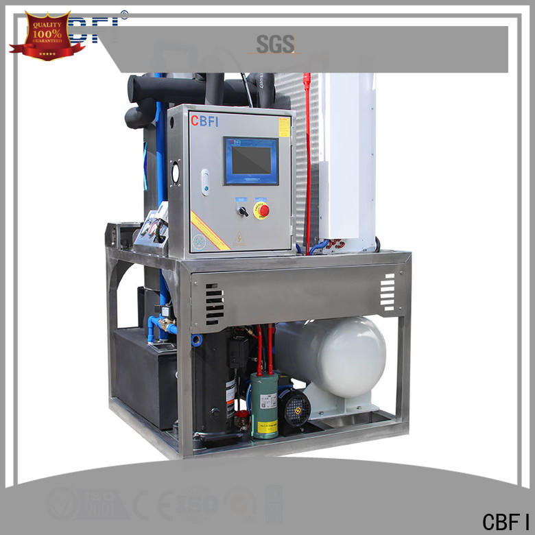CBFI widely used portable ice maker owner for wine cooling