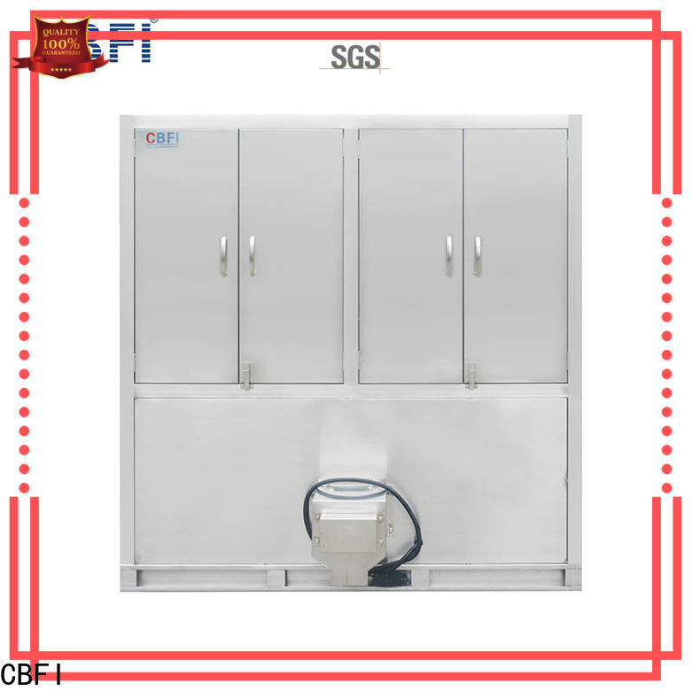 CBFI large ice cube machine manufacturers newly for vegetable storage