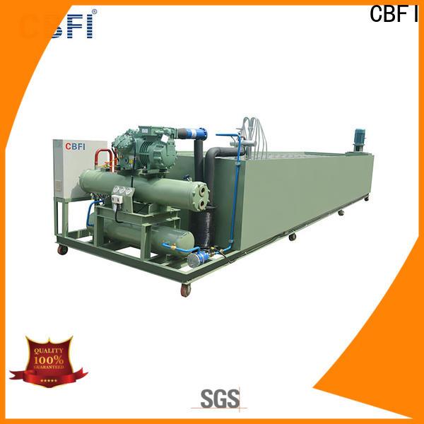 CBFI bulk production for summer