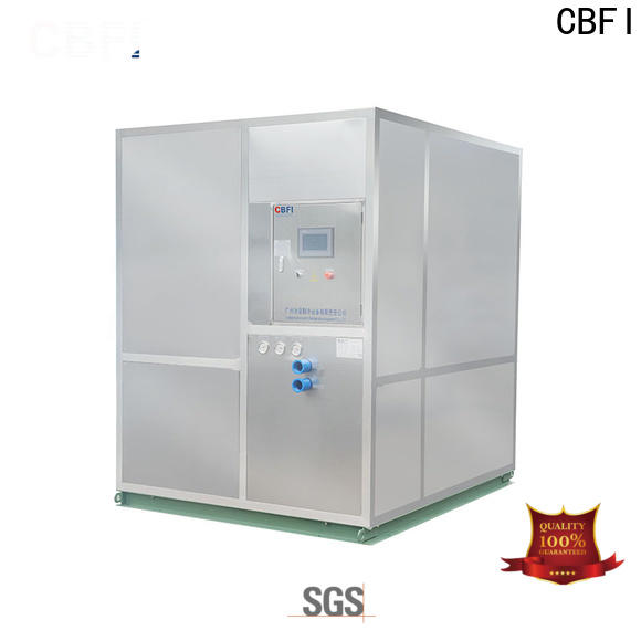 high-quality restaurant ice maker cooling type for whiskey