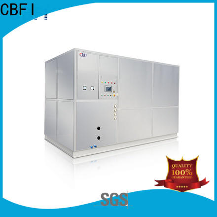 CBFI tons restaurant ice machine for wholesale for cocktail