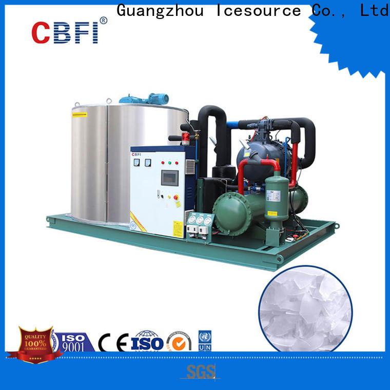CBFI containerized flake ice machine bulk production for supermarket