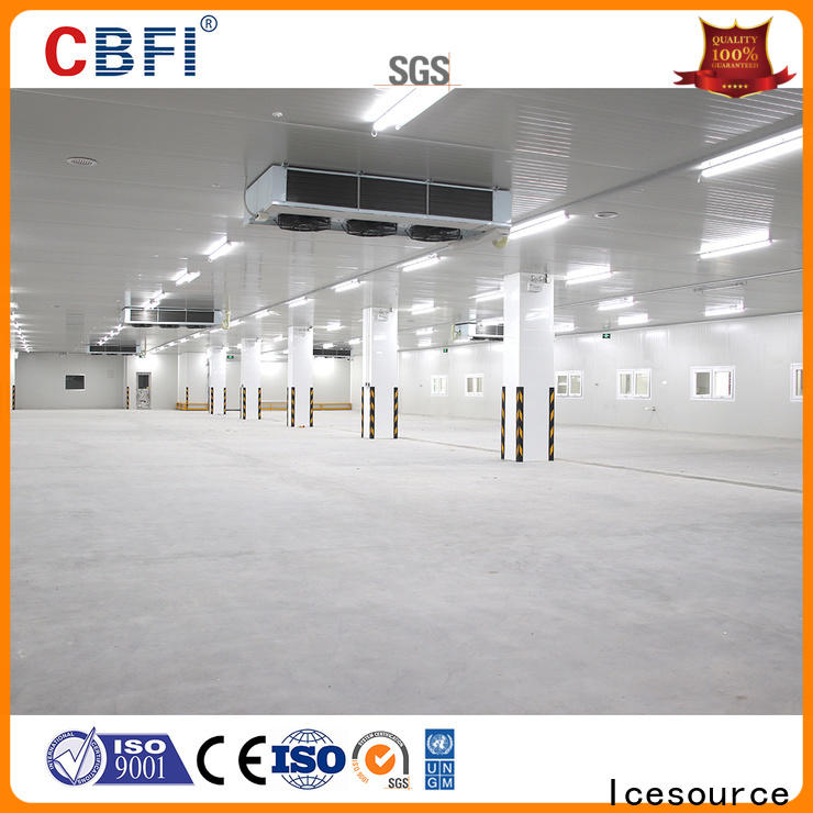 large capacity meat cold room vcr factory price for meat