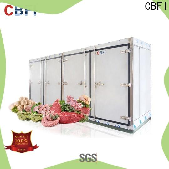 CBFI blast ice chip machine