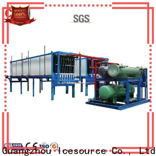 large capacity direct cooling block ice machine cooling from china for fruit storage