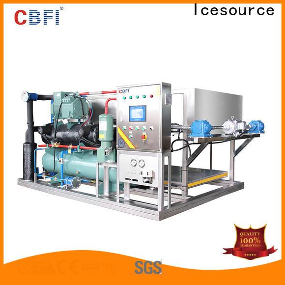 CBFI abi150 bottled water ice maker customized for freezing