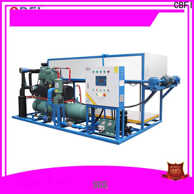 CBFI series domestic ice maker machine manufacturer for vegetable storage
