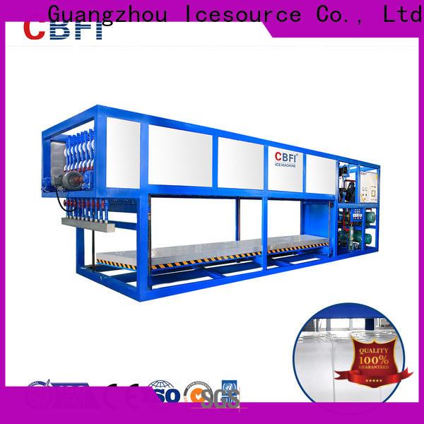CBFI machine built in ice machine newly for vegetable storage