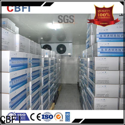 CBFI efficient guidelines for storage of medical supplies long-term-use for hospital