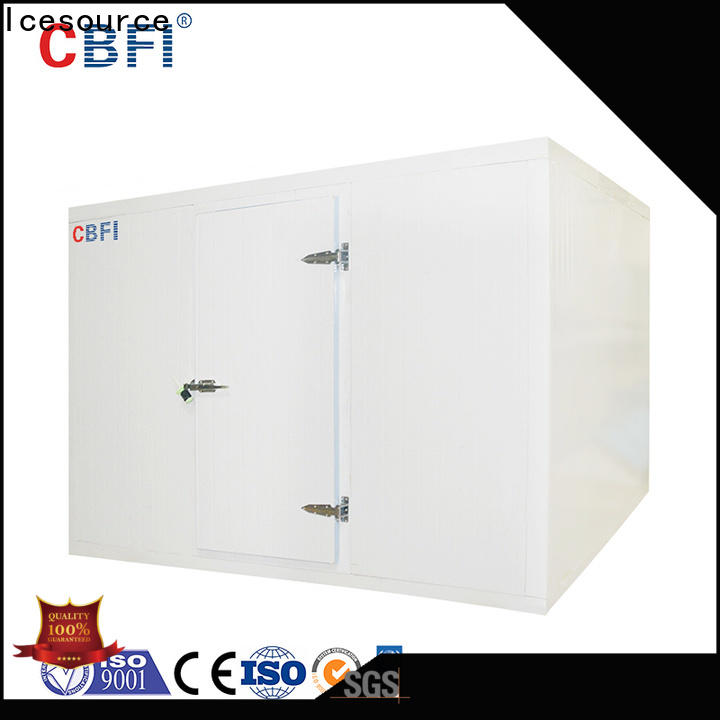 CBFI widely used cold room for fruit free design for fruit storage