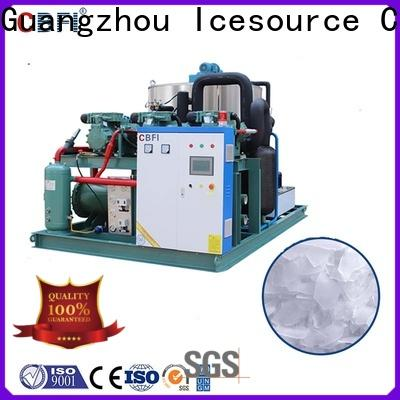 CBFI first-rate flake ice factory for aquatic goods