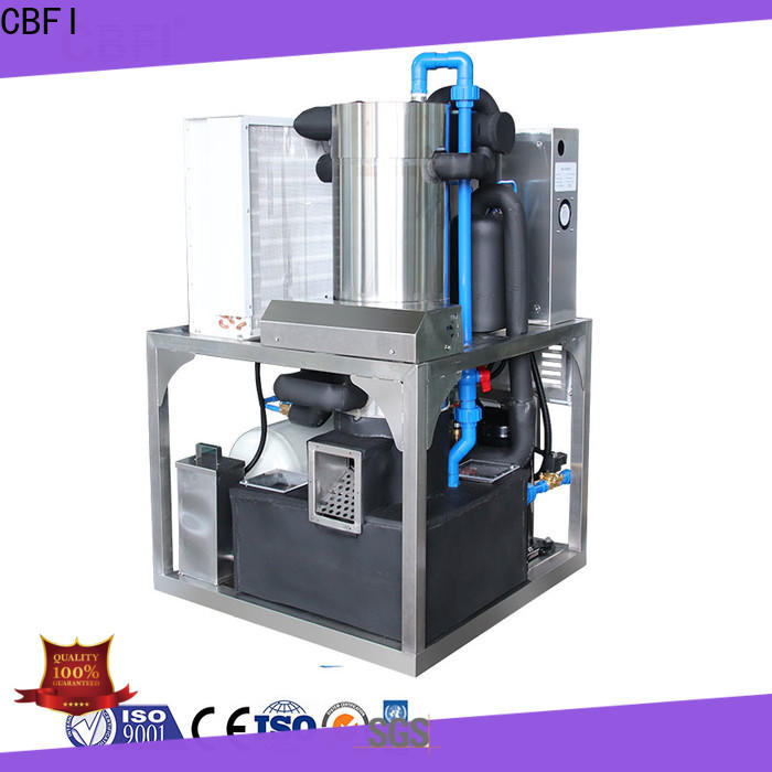 CBFI commercial portable ice maker bulk production for ice sculpture