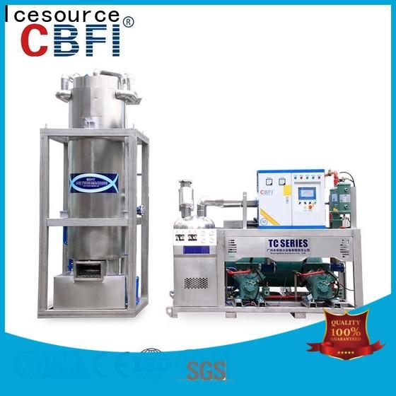 CBFI professional commercial ice making machine bulk production for ice sculpture