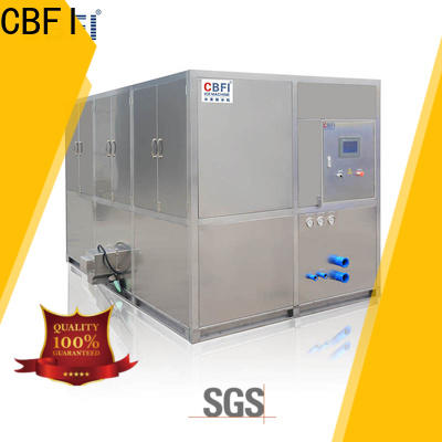 CBFI machine ice cube maker machine supplier for freezing