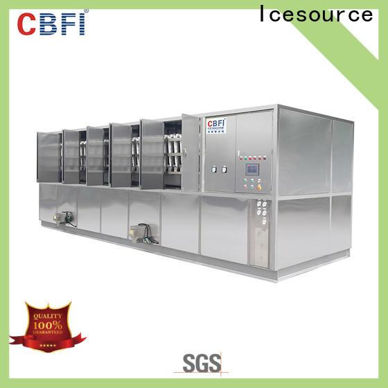 CBFI machine ice cube machine manufacturers newly for fruit storage