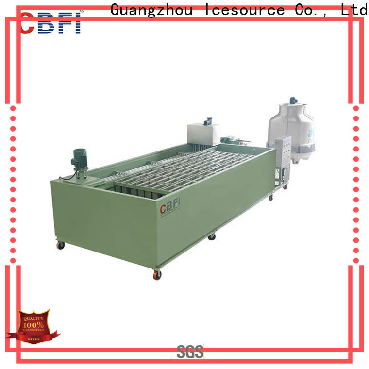 CBFI widely used ice maker tubing in china for summer