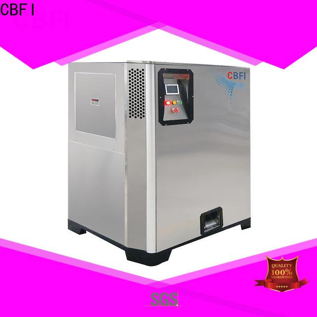 CBFI newly cheap ice machine free quote for supermarket
