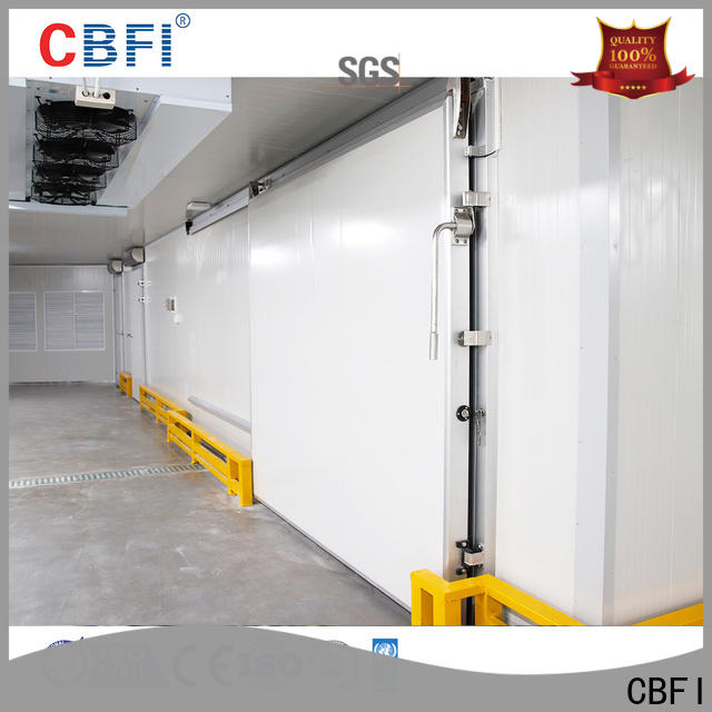CBFI cold cold room for fruit and vegetable customized for vegetable storage