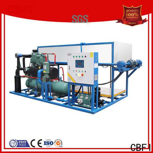 CBFI best built in ice machine free design for vegetable storage