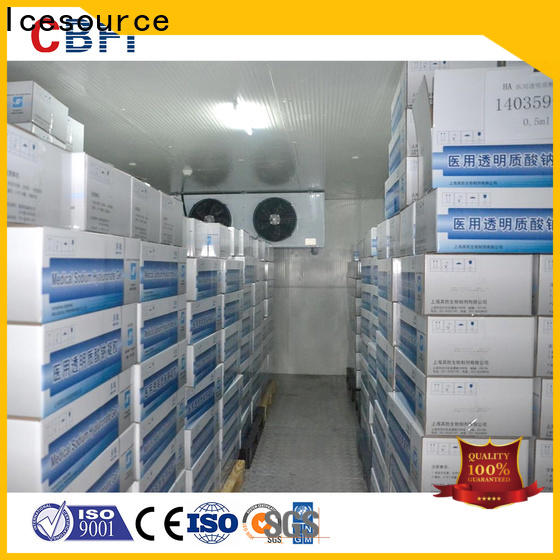 CBFI medical reasons for being cold supplier for laboratory
