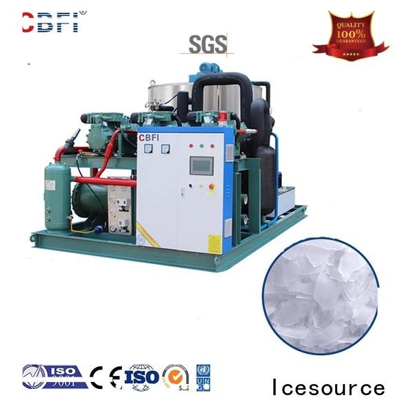 CBFI concrete flake ice machine commercial long-term-use for aquatic goods