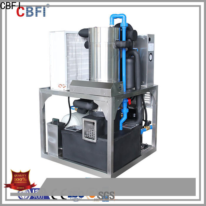 durable tube ice machine bulk production for aquatic goods