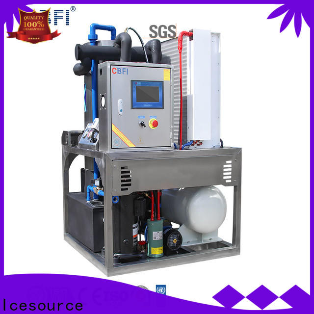 CBFI ice making machine manufacturer for wine cooling