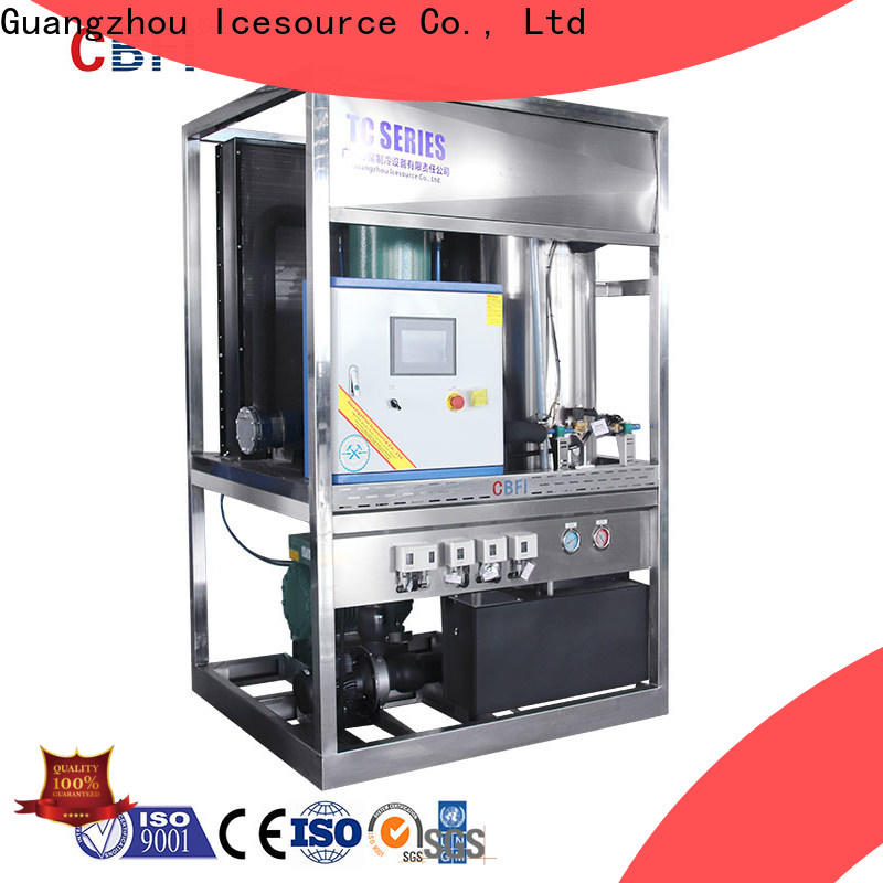 CBFI tube ice machine for sale manufacturer for ice making