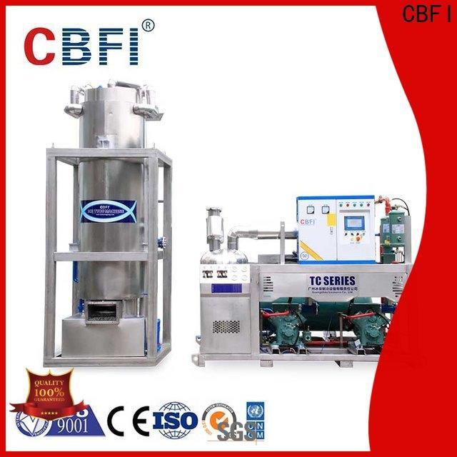 CBFI commercial ice making machine free design for restaurant
