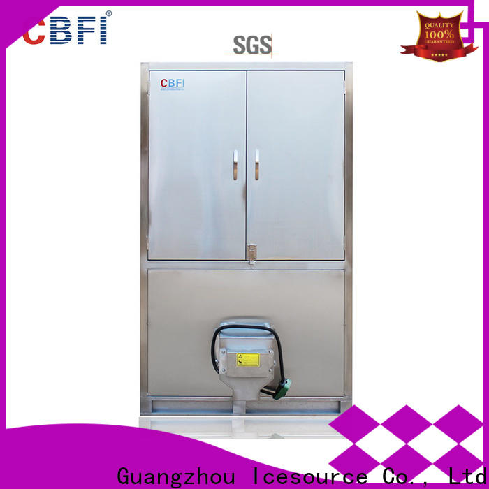 high-quality ice cube machine manufacturers large manufacturer for fruit storage