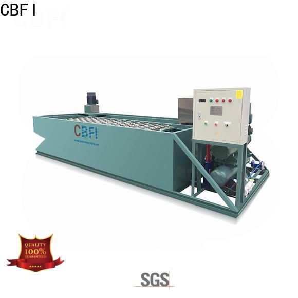 CBFI professional sonic ice machine manufacturing for summer