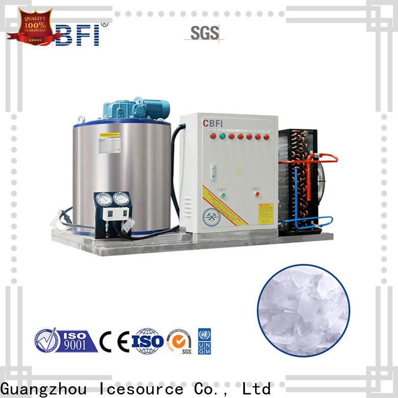CBFI inexpensive ice flake order now for supermarket